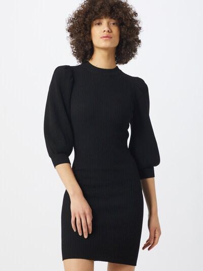 Neo Noir Kleider 'Nana' in schwarz, Modelansicht