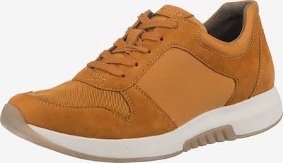 GABOR Sneakers laag 'Rolling Soft' in de kleur Goudgeel, Productweergave