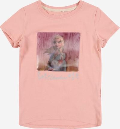 NAME IT T-Shirt 'NMFFROZEN' en rose, Vue avec produit
