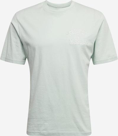 FRANKLIN & MARSHALL Shirt in de kleur Mintgroen, Productweergave