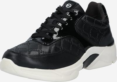 Tamaris Pure Relax Sneakers laag in de kleur Zwart, Productweergave