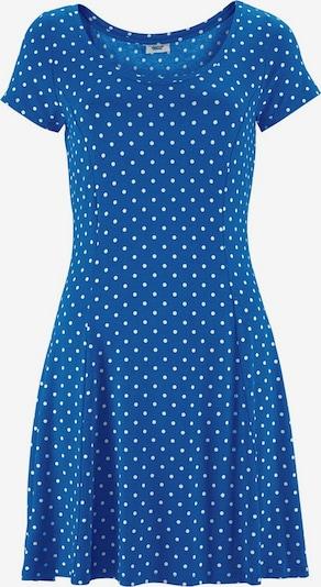 BEACH TIME Pludmales kleita pieejami zils / balts, Preces skats