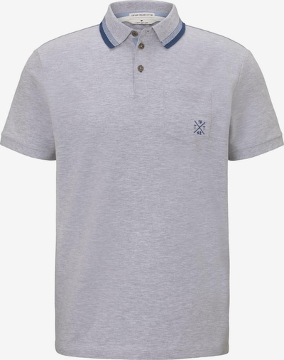 TOM TAILOR Poloshirt in grau, Produktansicht