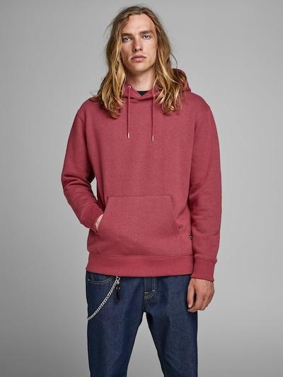 JACK & JONES Sweatshirt in de kleur Wijnrood: Vooraanzicht