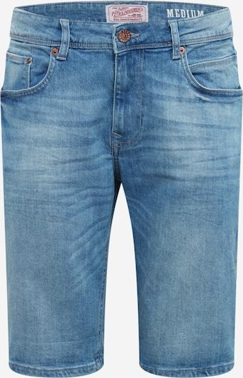 Petrol Industries Jeans 'Bullseye' in de kleur Blauw denim, Productweergave
