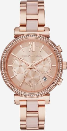 Michael Kors Chronograph 'SOFIE' in rosegold, Produktansicht
