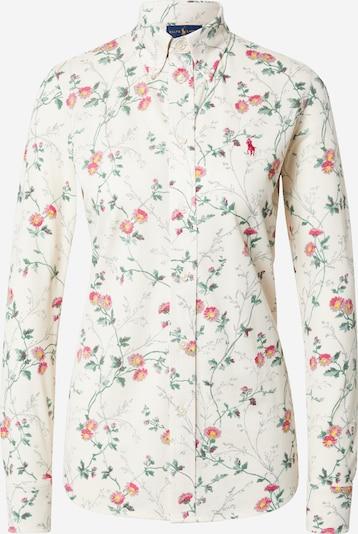 POLO RALPH LAUREN Bluse in beige, Produktansicht