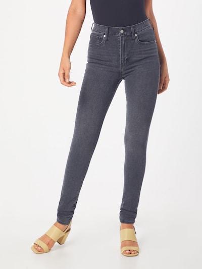 LEVI'S Jeans in grey denim, Modelansicht