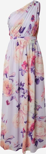 Chi Chi London Kleid 'Emika' in lila / mischfarben, Produktansicht