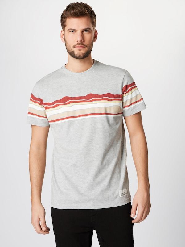 shirt Wave GrisLie T En Vin Review Col Mel' 'cn De 3R4Ljq5A