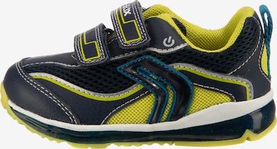 GEOX Sneaker 'Blinkies' in blau, Produktansicht