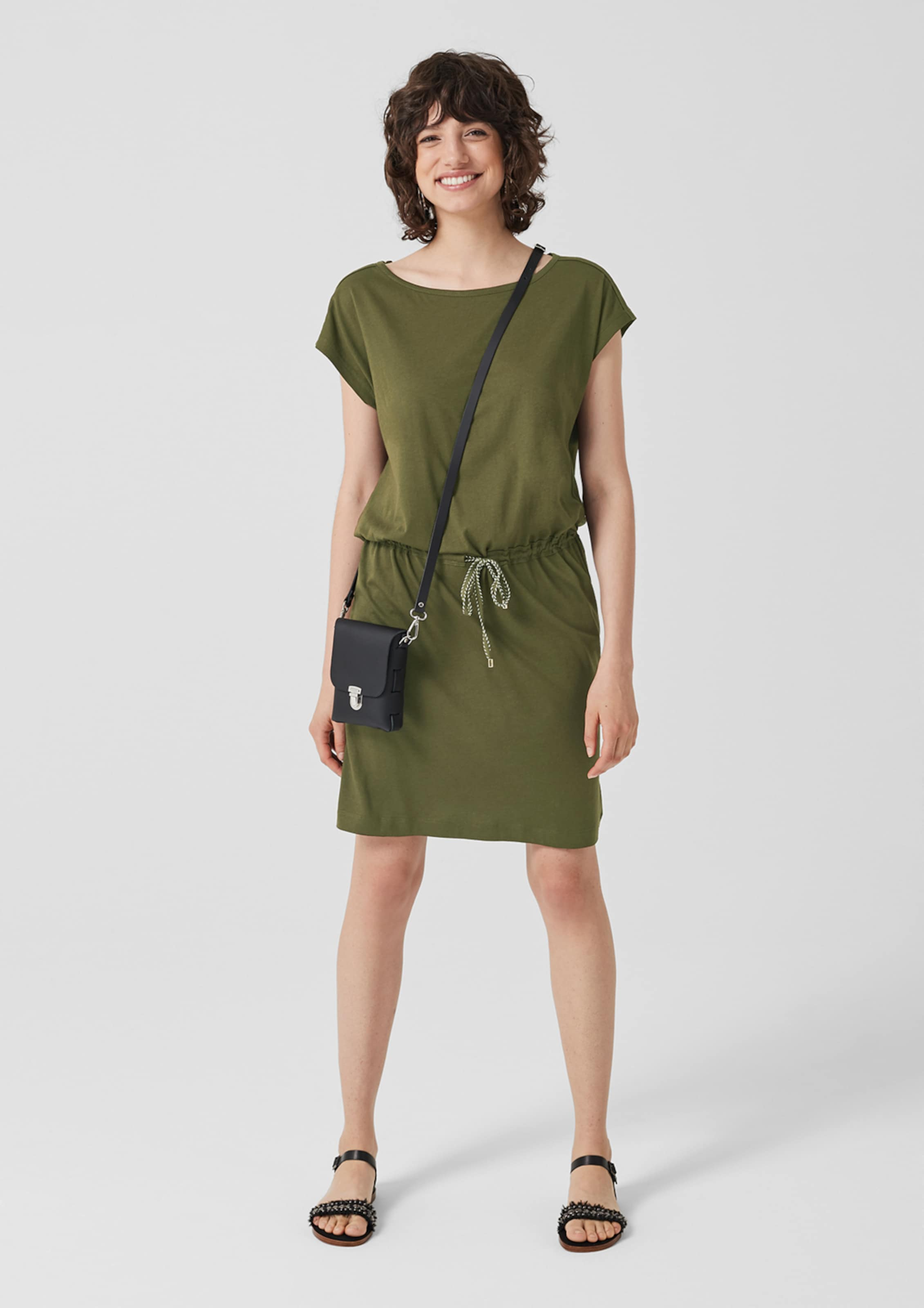 S oliver Red Kleid In Label Khaki bfgI6vy7Ym