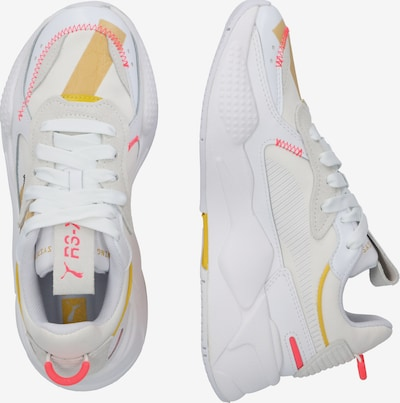 PUMA Sneakers laag 'RS-X Proto Wn's' in Wit | ABOUT YOU