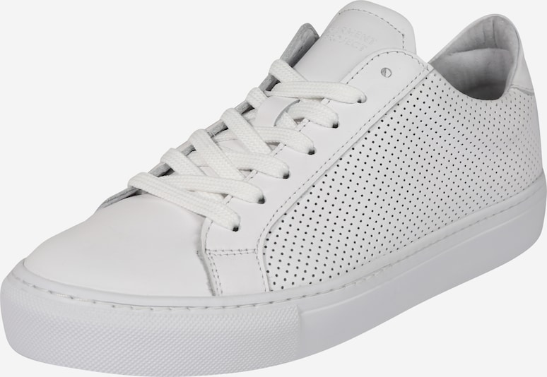 Garment Project Sneakers laag 'Type' in de kleur Wit, Productweergave