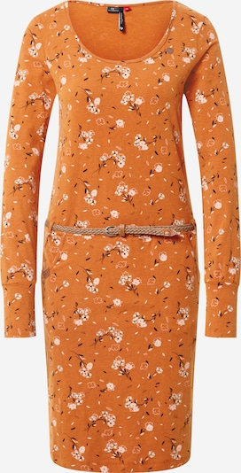 Ragwear Kleid 'Montana' in dunkelorange, Produktansicht