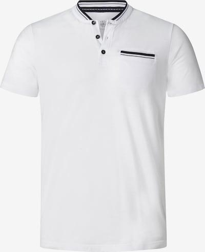 Jan Vanderstorm T-shirt ' Tieki ' in weiß, Produktansicht