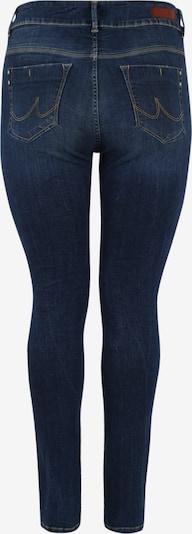 Džinsai 'VIVIEN JN' iš LTB - Love To Be , spalva - tamsiai (džinso) mėlyna: Vaizdas iš galinės pusės