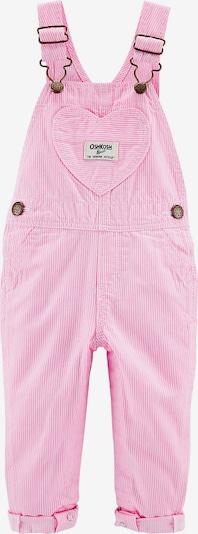 OshKosh Latzhose in rosa, Produktansicht