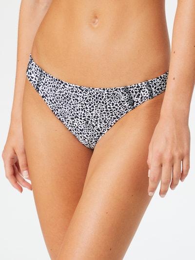 ROXY Bikinové nohavičky - čierna / biela, Model/-ka