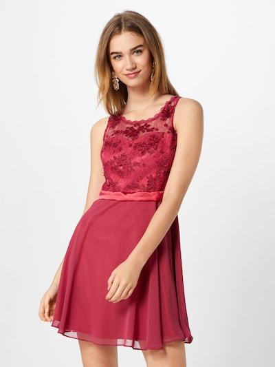 VM Vera Mont Kleid in rot, Modelansicht