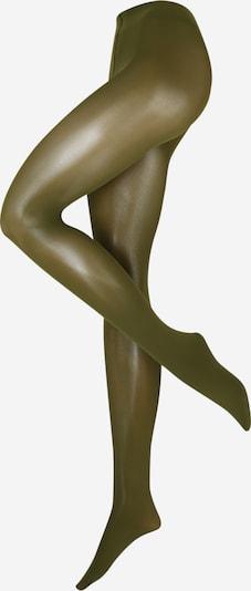 Permatomos pėdkelnės iš FALKE, spalva – tamsiai žalia, Prekių apžvalga