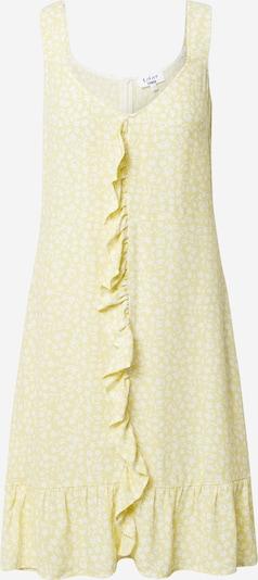 LeGer by Lena Gercke Haljina 'Eleni' u žuta / bijela, Pregled proizvoda