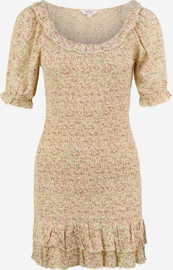 Miss Selfridge (Petite) Šaty 'DITSY' - krémová / jablko / růžová, Produkt