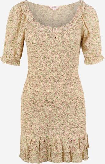 Miss Selfridge (Petite) Kleid 'DITSY' in creme / apfel / rosa, Produktansicht