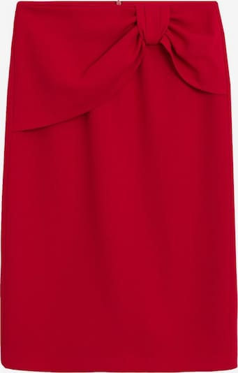 MANGO Rock 'Palachin' in rot, Produktansicht