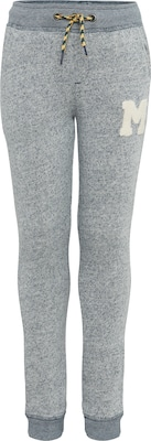 TOM TAILOR Sweat-Hose 'loose knit grindle sweat pants'