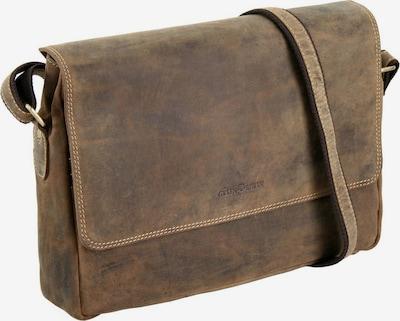 GREENBURRY Porte-documents en marron, Vue avec produit