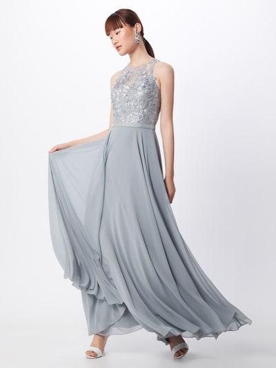 ezüstszürke MAGIC NIGHTS Estélyi ruhák: Elölnézet