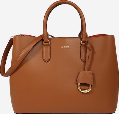 Lauren Ralph Lauren Дамска чанта 'Satchel' в ръждиво кафяво, Преглед на продукта