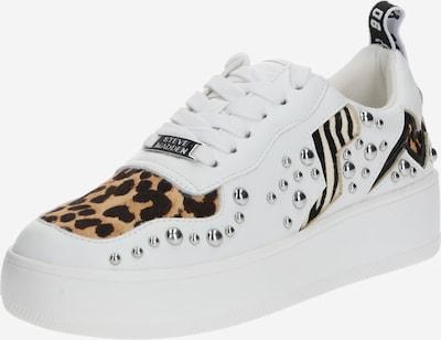 STEVE MADDEN Sneaker 'BRYCIN' in braun / schwarz / weiß, Produktansicht