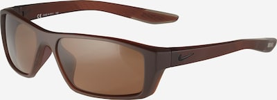 NIKE Sporta saulesbrilles 'NIKE BRAZEN SHADOW CT8228' brūns / melns, Preces skats