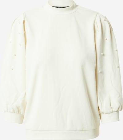VERO MODA Sweat-shirt 'BECKIE' en sable, Vue avec produit