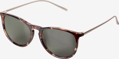Pilgrim Gafas de sol 'Vanille' en marrón, Vista del producto