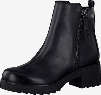 MARCO TOZZI Stiefelelette in schwarz, Produktansicht