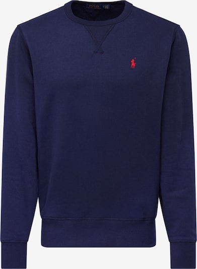 POLO RALPH LAUREN Sweatshirt 'LSCNM1' in de kleur Navy, Productweergave