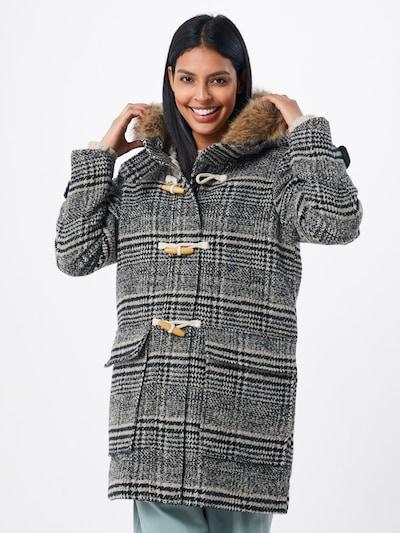 világosszürke / sötétszürke / fekete ESPRIT Átmeneti kabátok, Modell nézet
