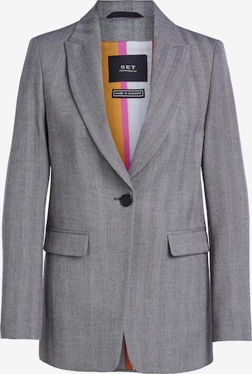 SET Blazer in grau, Produktansicht
