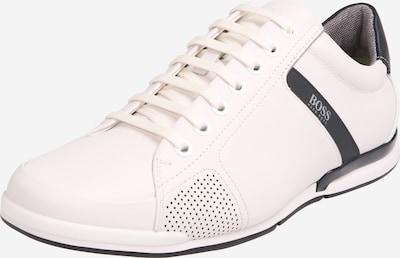 BOSS Casual Sneaker 'Saturn' in nachtblau / weiß, Produktansicht