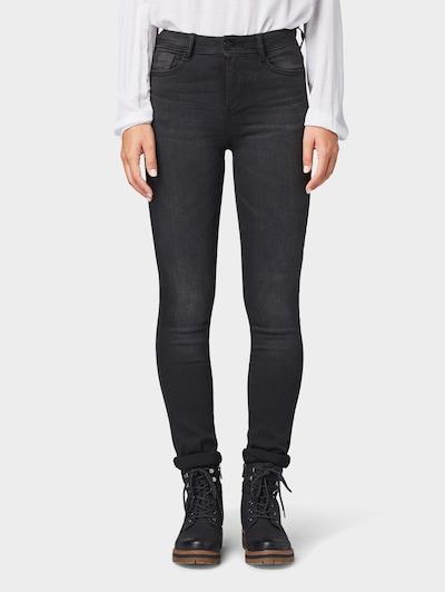 TOM TAILOR Jeans  'Kate' in basaltgrau, Modelansicht