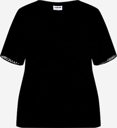 Noisy may Shirt NMTERIA in schwarz, Produktansicht