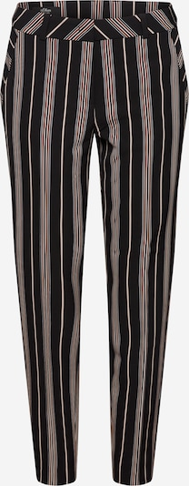 s.Oliver BLACK LABEL Hose in hellbraun / schwarz / weiß, Produktansicht