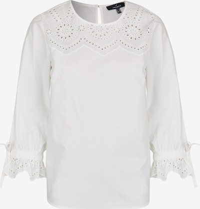 DANIEL HECHTER Tunic in White, Item view