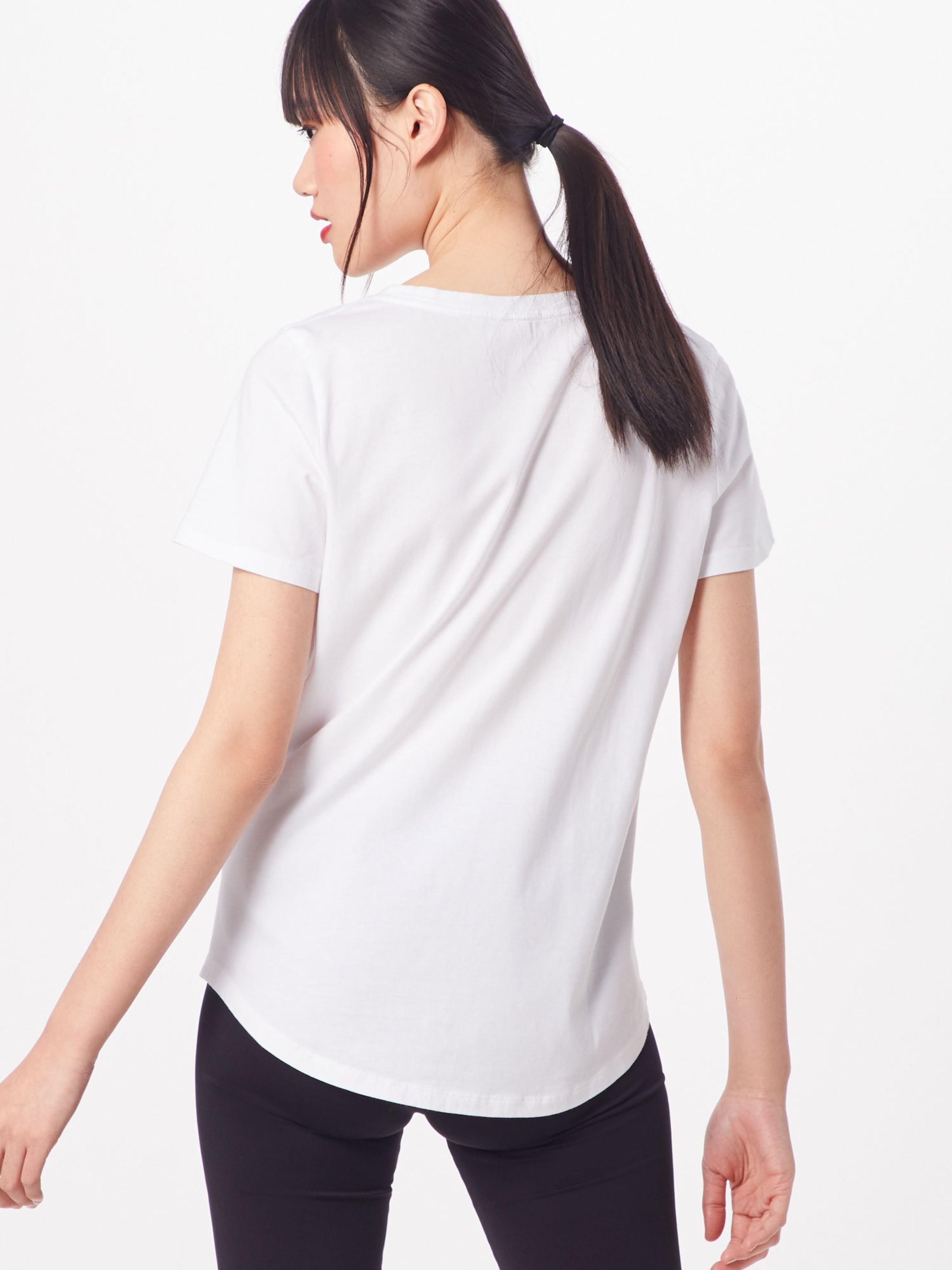 Supima 'ss Vee En T Blanc Banana Republic shirt Relaunch' 1JFTc3lK
