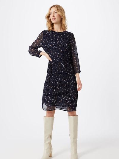 InWear Kleid 'Ryann' in blau / mischfarben, Modelansicht