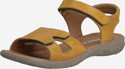 RICOSTA Sandalen 'Moni' in gelb, Produktansicht