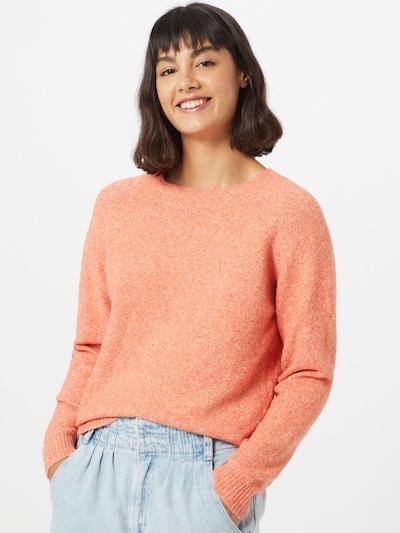 VERO MODA Trui 'Doffy' in de kleur Oranje gemêleerd, Modelweergave